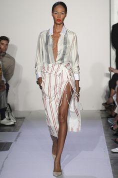 Sfilata Altuzarra New York - Collezioni Primavera Estate 2014 - Vogue. Joan Small