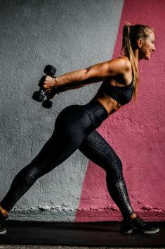 Fitness Workout For Women, Sport Fitness, Yoga Fitness, Health Fitness, Full Body Dumbbell Workout, Workout Kettlebell, Body Workouts, 30 Minute Workout, Workout Fun