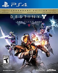 Destiny: The Taken King Legendary Edition - PlayStation 4 Activision http://www.amazon.com/dp/B00ZJ20YQO/ref=cm_sw_r_pi_dp_kdx-vb18G0ZVP