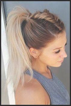 27 Easy Cute Hairstyles for Medium Hair | Medium hair #Frisuren #HairStyles
