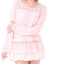 Kawaii Fashion, Cute Fashion, Japanese Fashion Trends, Chic Outfits, Fashion Outfits, Romantic Outfit, Fashion Games, Pink Girl, Kawaii Style