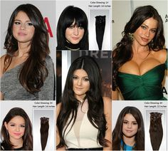 Natural Black Hairstyles 2014 for Long Hair with 22 or 24 Hair Extensions