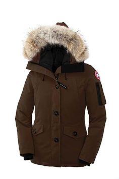 Canada Goose Montebello Parka Women Brown