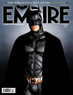 Empire Cover Batman Collectors Issue :)
