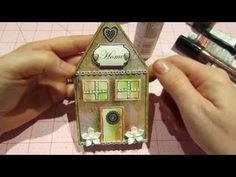 Wonky Wood Houses by Joggles.com - YouTube
