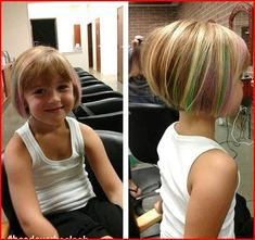 Looking for the best little girl bob haircuts? These cute bob cuts will make your little girl look brighter and smarter. Little Girl Bob Haircut, Little Girl Short Hairstyles, Short Hair For Kids, Bob Haircut For Girls, Choppy Bob Hairstyles, Girls Short Haircuts, Haircuts With Bangs, Short Hair Cuts, Latest Haircuts
