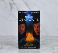 Stargate 1994 VHS Tape - Kurt Russell - James Spader