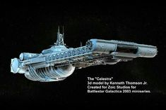 From the Battlestar Galactica archives by Kenneth Thompson Jr Fiction Movies, Science Fiction, Battlestar Galactica 1978, Sci Fi Spaceships, Space Battles, Spaceship Design, Star Trek Ships, Futuristic Technology, Space Travel