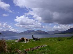 The Hills of Ardgour and Loch Linnhe