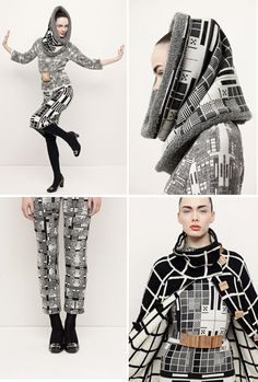 Stunning Digital Knitwear Inspired by Science An interview with Brooke Roberts - Serious Wonder