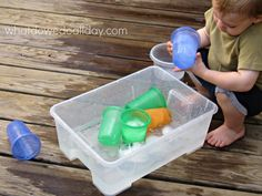 5 Ways to Play With Ice this Summer - What Do We Do All Day?