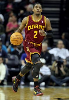 competitive price 8ffd3 5c95a From breaking ankles to shooting three pointers, Kyrie Irving, point guard  of the Cleveland Cavaliers, can do it all. He will be aiming for a  championship ...