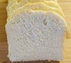 No-Rise Gluten-Free Egg-Free Sandwich Bread, French Bread or Rolls