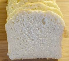 No-Rise Gluten-Free Egg-Free Sandwich Bread, French Bread or Rolls
