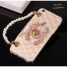 étui/housse luxe iPhone 6/6S Chanel,Housse coquille avec la cha?ne pour iPhone 6S Coque Iphone 6, Iphone 5, Chanel, Louis Vuitton, Lady Dior, Coin Purse, Wallet, Bags, Dolls