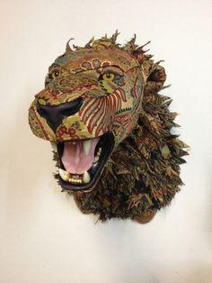 Lion - Visit my Esty shop: LittleStagStudio to see more  or to order! Or my website: www.littlestagstudio.com
