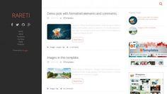 Blog Templates Free, Blogger Templates, Web Layout, Free Blog, Free Resume, Sample Resume, Website Layout, Free Resume Format