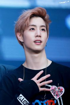Mark Tuan Got7  He's so beautiful @,@