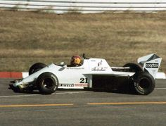 1984 GP Niemiec (Hockenheim) Spirit 101 - Hart (Huub Rothengatter)