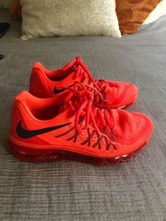 295770e03c Nike Air Max 2015 Anniversary Pack Bright Crimson Size 6.5 Women #fashion  #clothing #