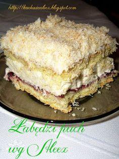 In my kitchen: Swan down by Aleex European Dishes, Sweet Desserts, Rubrics, Lasagna, Tiramisu, Ale, Biscuits, Gluten Free, Sweets