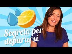 Detox con Acqua e limone ogni mattinaVertige