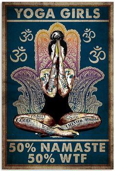Yoga Mantras, Yoga Meditation, Namaste, Stay Wild Moon Child, Yoga Art, Hippie Art, Gsm Paper, Oeuvre D'art, Vintage Posters