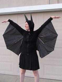 How to Build a Better Bat Costume   Evil Mad Scientist Laboratories