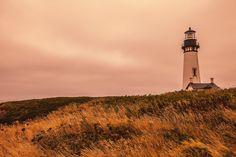 "500px / Photo ""Yaquina Head Lighthouse, Oregon"" by Tabitha Hawk"