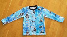 T-shirt i Olof och Sven med svart mudd. Cold Shoulder Dress, T Shirt, Dresses, Fashion, Supreme T Shirt, Vestidos, Moda, Tee Shirt, Fashion Styles