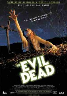 Evil Dead is one of the best horror films ever made!