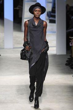 Kenneth Cole Autumn Winter 2014/15 ready to wear. New York Fashion Week