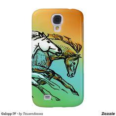 Galopp IV - Galaxy S4 Hülle
