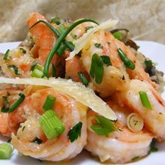 """Shrimp Verde 