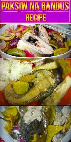 """Paksiw na Bangus is also referred to as """"milkfish stewed in vinegar"""". Filipinos just love cooking their main dishes in vinegar. Paksiw is a way of cooking fish with water and vinegar, garlic, ginger, salt, peppercorns, finger chilies or siling pang sinigang. Some regions would prefer their versions of Paksiw with Sauce while others reduce the sour mixture and cooking until it is almost dry. The kind of fish that is usually used in making paksiw is Bangus or Milkfish. The freshness of the…"""