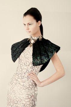 AFTERNOON necklace Swarovski, Lace, Collection, Dresses, Women, Fashion, Vestidos, Moda, Fashion Styles