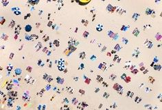 10 areal photos of famous beaches