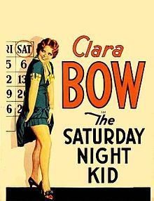 The Saturday Night Kid - 1929