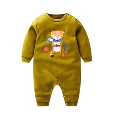 Baby Rompers Spring Baby Boy Clothes Cotton Baby Girl Clothing Newborn Clothes Roupas Bebe Infant Baby. Click visit to buy