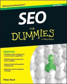 Your fully updated guide to search engine optimization Packed with tips, tricks, and secrets, SEO For Dummies shows you how to create and maintain a website that ranks at the top of search engines and