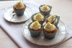 Madame Xícaras: Cupcakes de Limão e Gengibre