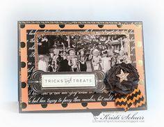 Anna Griffin Endora Halloween Cards