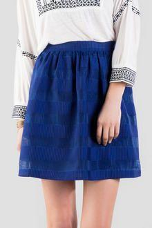 Taryn Textured Skirt