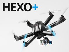 HEXO+ is an intelligent drone that follows and films you autonomously. Aerial filming for everyone.