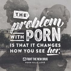 You can't have a loving relationship while bringing in thousands of other partners on a screen  #FightTheNewDrug