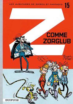 """""""Z comme Zorglub"""" Franquin"""