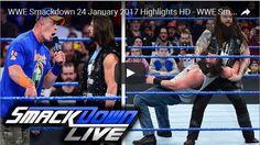 WWE Smackdown 24 January 2017 Highlights HD – WWE Smackdown 24/1/2017 Highlights HD