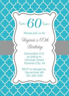 84 best adult birthday party invitations images on pinterest in 2018 quatrefoil adult birthday invitation printable moroccan birthday party digital file filmwisefo