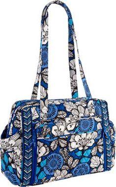 ce3d0faf0f67 Vera Bradley Make a Change Baby Bag Blue Bayou - via eBags.com! The