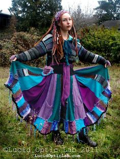 Faery sweater coat   by lucidRose